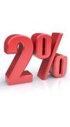 2 % z dane 2020